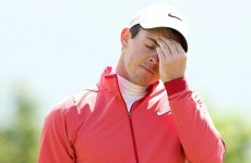 Grim photo of Rory McIlroy's ankle explains exactly why he missed the Open