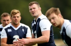 Donnacha Ryan to start first international in over two years as Ireland take on Wales