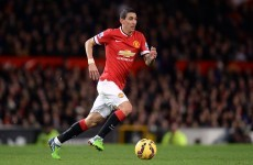 Di Maria's exit shows how much United have changed in a short space of time