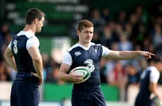 Jackson can cement World Cup place in Cardiff cauldron