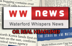 Can You Tell The Waterford Whispers Headline From An Actual Headline?