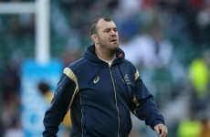 Cheika's Wallabies lay down World Cup marker with win over All Blacks