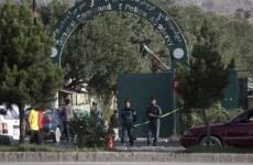 Suicide bomber dressed in police uniform detonated himself outside police academy