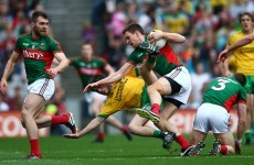 As it happened: Mayo v Donegal, All-Ireland SFC quarter-final