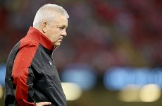 Gatland: 'We gifted Ireland a lot of soft points. They didn't play a huge amount of rugby'