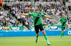 Super-sub Shane Long gets Southampton out of jail