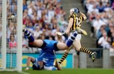 TJ Reid buries to the net after Waterford defensive mayhem