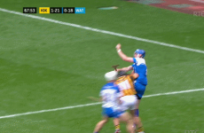 Waterford keeper Stephen O'Keeffe upheld his hard as nails reputation today