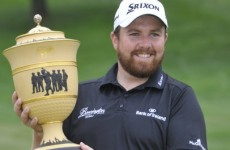 "Enda tells Shane Lowry: ""We are all so proud of your efforts"""