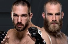 Another fight has been added to the bill for UFC Dublin