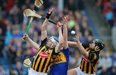 How on earth do you deal with Kilkenny's caped crusaders Reid and Hogan?
