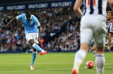 Man City cruise to victory over Baggies thanks to Yaya Toure's first half double