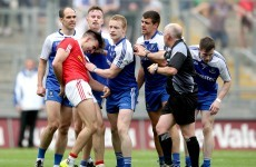 Mickey Harte defends Tyrone's Tiernan McCann after dive