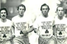 Four Irish brothers are running the New York marathon – 35 years after their first go
