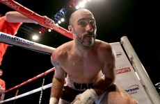 Another Irish boxer is set for Thomond and he wants the winner of Lee vs. Saunders