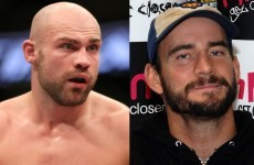 'You are a coward' – Cathal Pendred and CM Punk have gone to war on Twitter