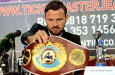 Andy Lee's fight is set for Manchester in October now, according to Frank Warren