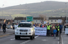 Over 20 people, including a TD, will be charged in connection with the Jobstown Irish Water protest