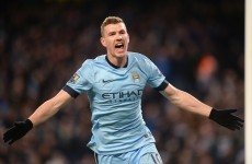 'Thank you for everything' – Dzeko pens an emotional goodbye to City's fans