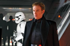 Our Domhnall Gleeson is looking well in the new Star Wars film… It's the Dredge