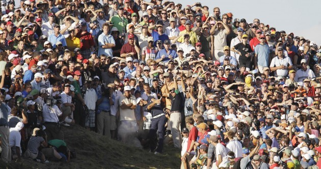 The PGA Championship came up with an odd way to fix the infamous 'Dustin Johnson bunker'