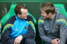 'He's shown us what way to go about life, never mind hurling' – McGrath's return from cancer battle