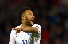England U21 winger says he's still considering declaring for Ireland