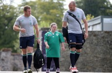 We'll Leave it There So: Ireland's new man, a foul-mouthed outburst and today's sport