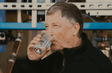 Bill Gates is helping to turn poo into drinking water – and even drank some himself