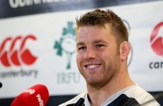 The Tullow Tank is delighted to be captaining Ireland for the first time