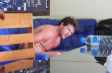 Semi-naked, drunk AFL players terrorize Thai police