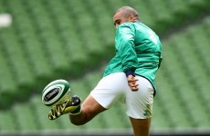 Ireland look to Zebo's 'X-factor' at fullback as Cotter's Scots visit Dublin