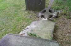 27 headstones destroyed by vandals at Goldenbridge Cemetery