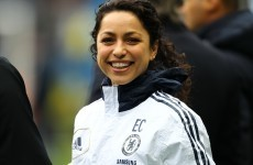 Have Cabinteely offered Eva Carneiro a job? It's the sporting tweets of the week!