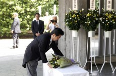 Japan's PM criticised for not apologising for forcing women into sex trade