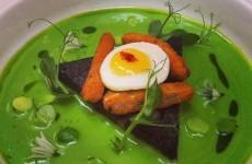 17 meals served at Ireland's Michelin star restaurants