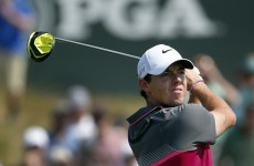 64-foot eagle putt launches McIlroy's charge up the leaderboard at PGA Championship