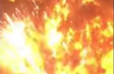 Huge factory explosion contained hundred of tonnes of cyanide