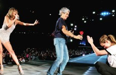 Julia Roberts and Joan Baez joined Taylor Swift on stage and when will this madness end?