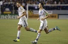 Robbie Keane scores 2 goals in 5 minutes to spark LA Galaxy comeback