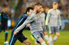 United target Sergio Ramos has made a decision regarding his future