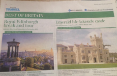 The Daily Telegraph apparently thinks Donegal is in Britain