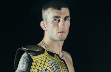Fighter who succeeded Conor McGregor as Cage Warriors champ added to UFC Dublin