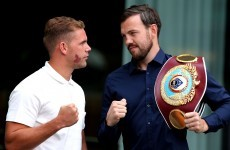 Billy Joe Saunders: Home soil or not, I don't want any advantages
