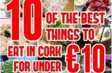 The 10 best things to eat in Cork for under €10