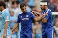 Fabregas 'lacks tactical intelligence', says Jamie Carragher