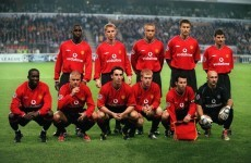 Man United got a nasty surprise the last time they faced a Belgian side in the Champions League