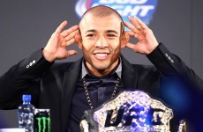 Jose Aldo explains why he expects to finish Conor McGregor quickly