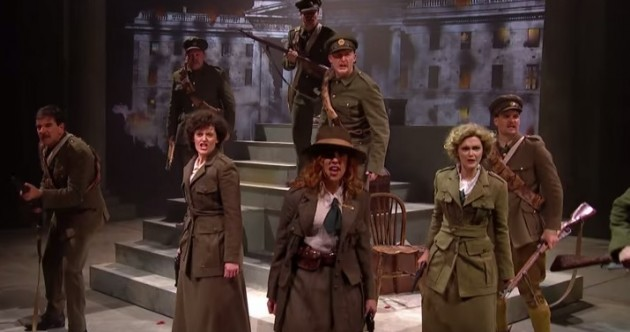 There's a new musical about the 1916 Rising – and it's pretty slick