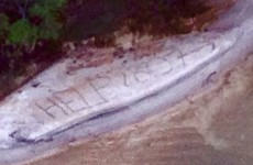 British man lost in the Australian bush saved after writing 'Help' in the sand